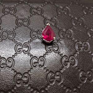Jewelry - Ruby Gemstone